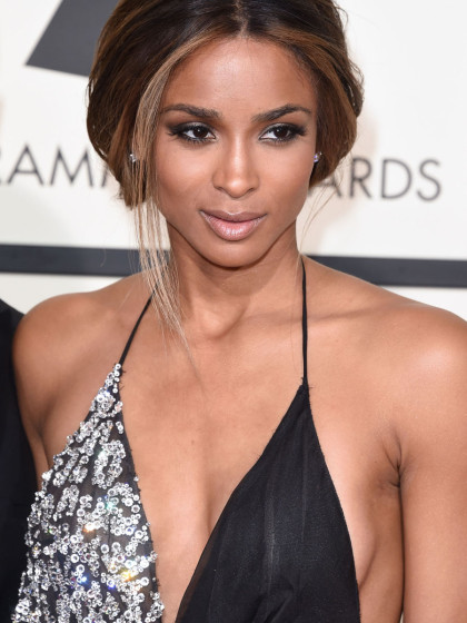 LOS ANGELES, CA - FEBRUARY 15:  Singer Ciara attends The 58th GRAMMY Awards at Staples Center on February 15, 2016 in Los Angeles, California.  (Photo by Jason Merritt/Getty Images for NARAS)