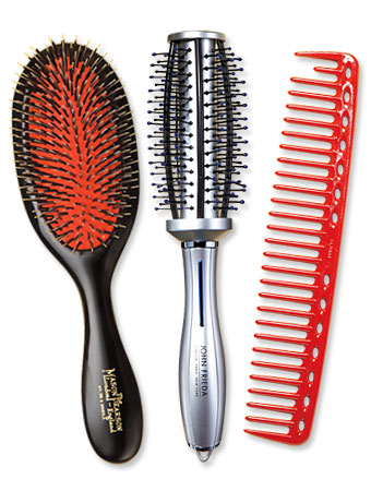Hair Brushing- The Right Technique For Natural Hair2
