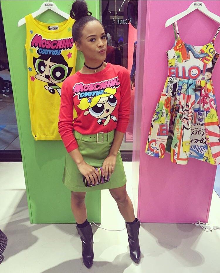 PowerPuff Girls x Moschino Launch Party3